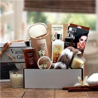 Gifts_For_Women_Vanilla_Spa_Basket_SKU_819812
