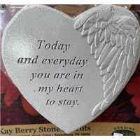 Today and everyday you are in my heart to stay